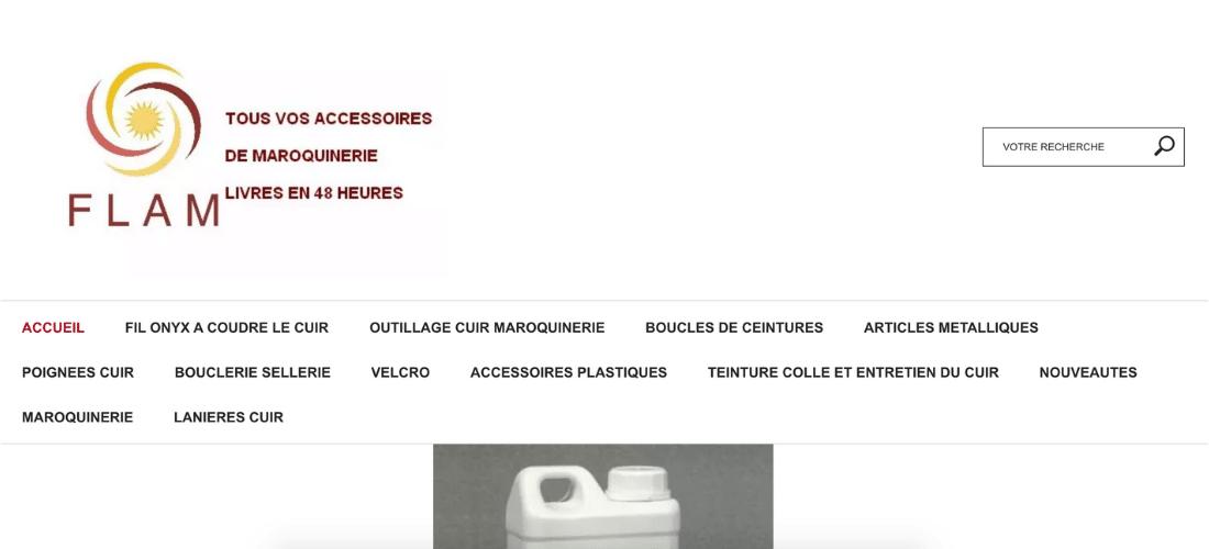 Bouton de Col : fournitures pour la fabrication de maroquinerie