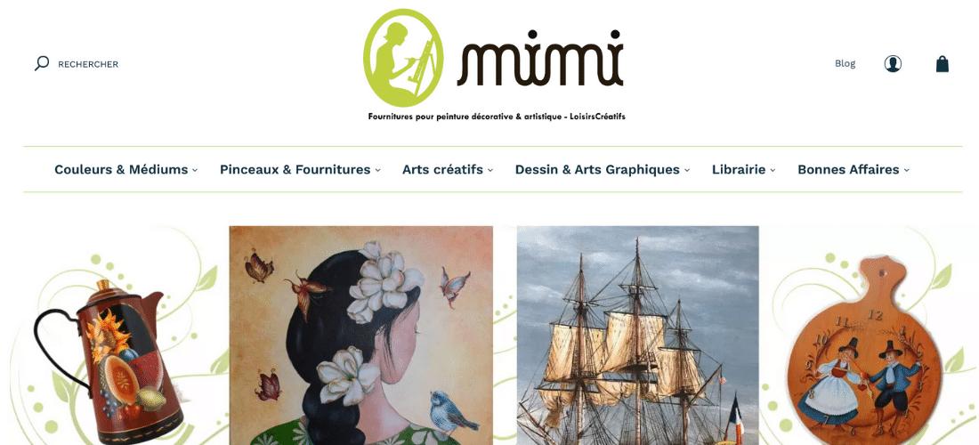 Mimi Crealoisirs : peinture décorative et artistique