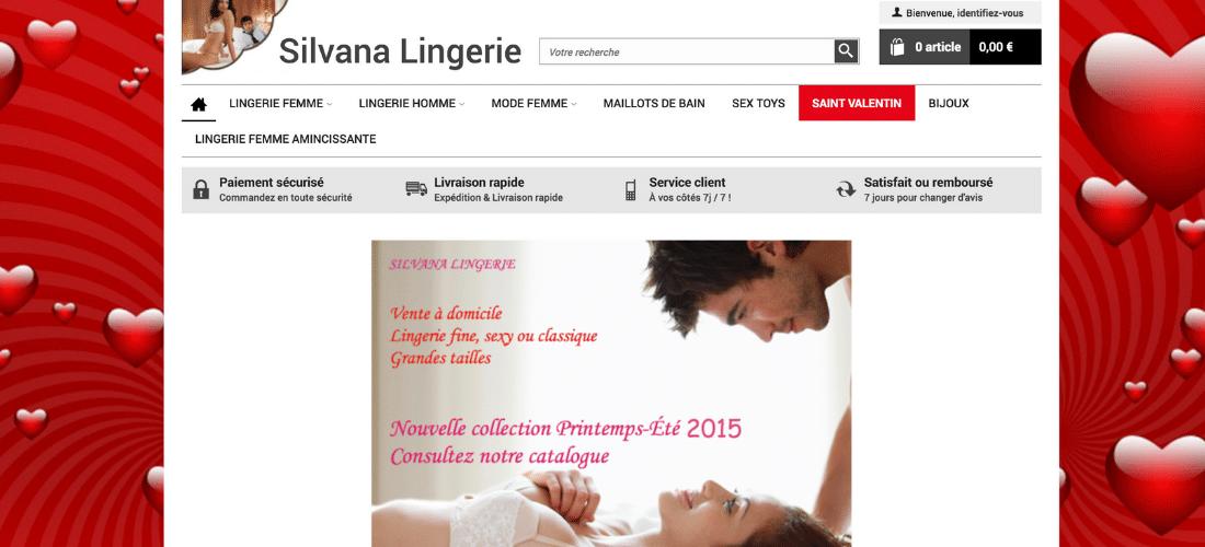 Silvana Lingerie : la lingerie pour toutes les femmes