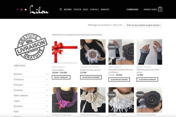 Lilou création de vêtements pour les femmes l Annuaire du Ecommerce bcc70c16afd
