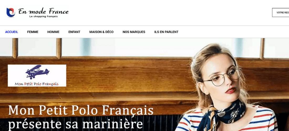 En Mode France : mode et déco de fabrication 100% française