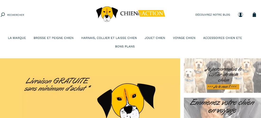 Chien et Action : des accessoires originaux pour le sport canin
