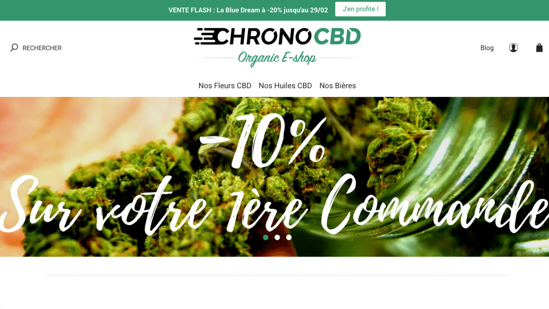 chrono cbd cannabis légal